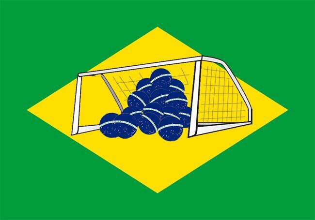 New Brazilian Flag!