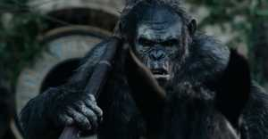 Toby Kebbell (Koba), Dawn Of The Planet Of The Apes, 20th Century Fox.