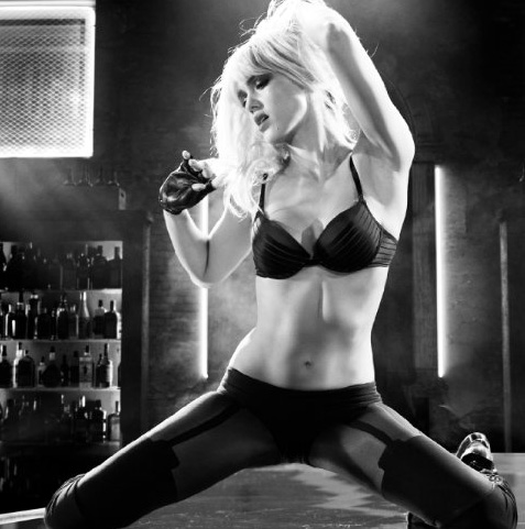 "Fendelman, A. (2014). Jessica Alba as Nancy Callahan in ""Sin City: A Dame to Kill For"". [jpg]. Retrieved from http://www.hollywoodchicago.com/sites/default/files/sincity2.jpg"