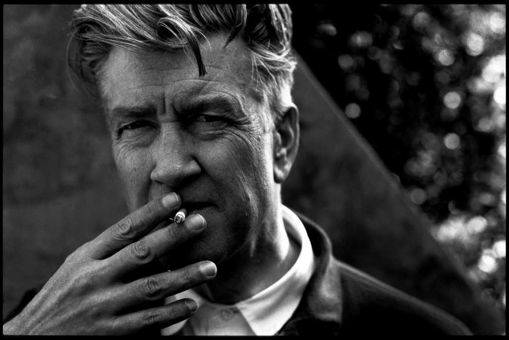 David Lynch © Stephanie Cornfield