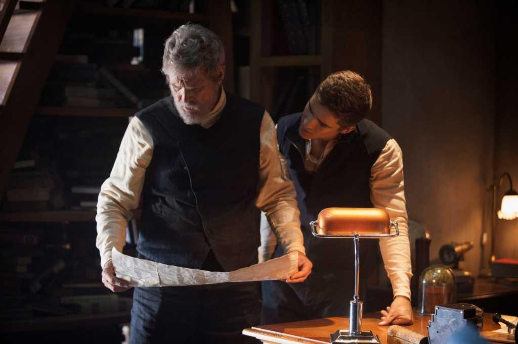 Jeff Bridges et Brenton Thwaites