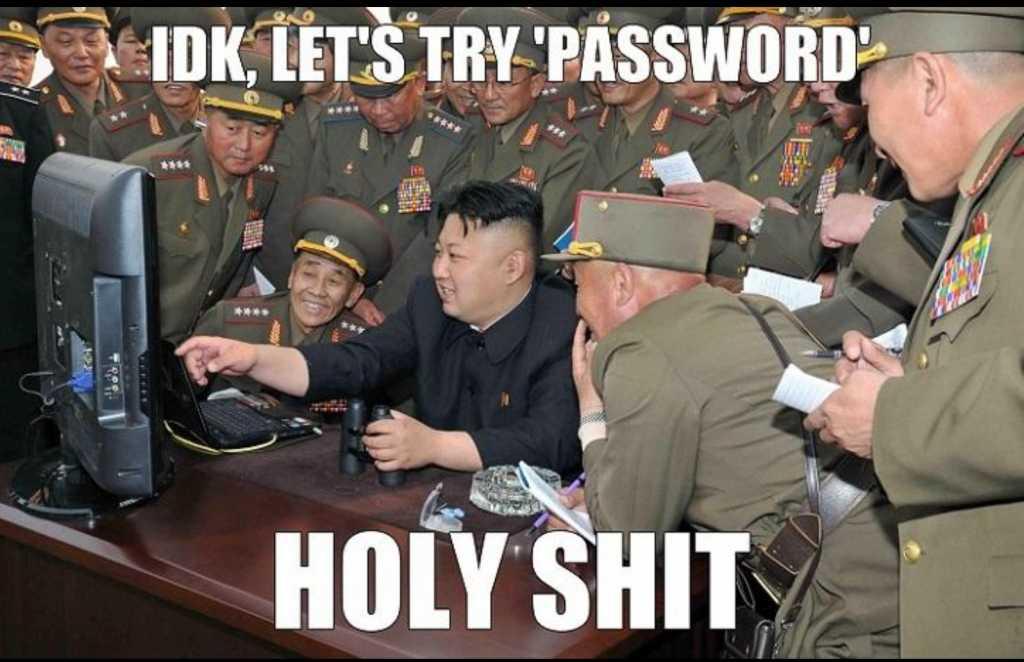 la cyber sécurité et Sony ça fait deux.
