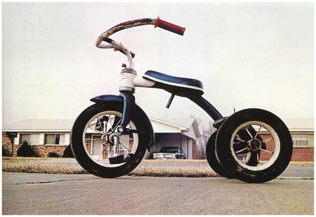 William Eggleston / Memphis (1969 - 1970) / Images Droits Réservés