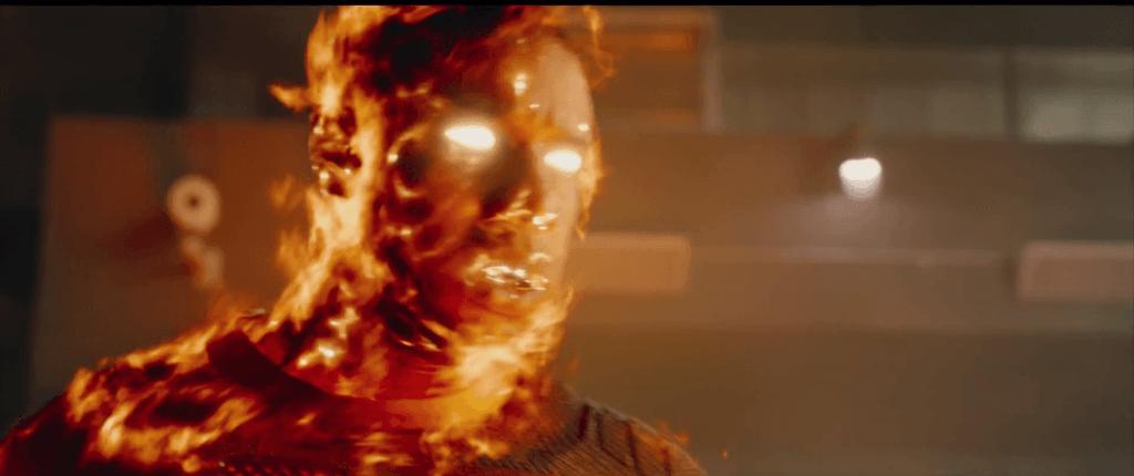 La torche humaine - Droits réservés, 20th Century Fox.