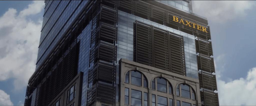 Baxter Building - Droits réservés, 20th Century Fox.