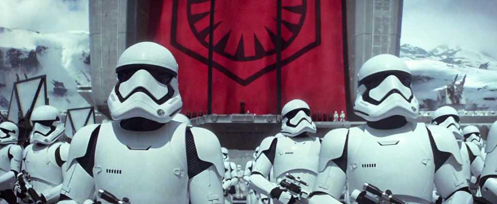 Stormtroopers nouvelle génération - Droits réservés, Lucasfilm Ltd, The Walt Disney Company.