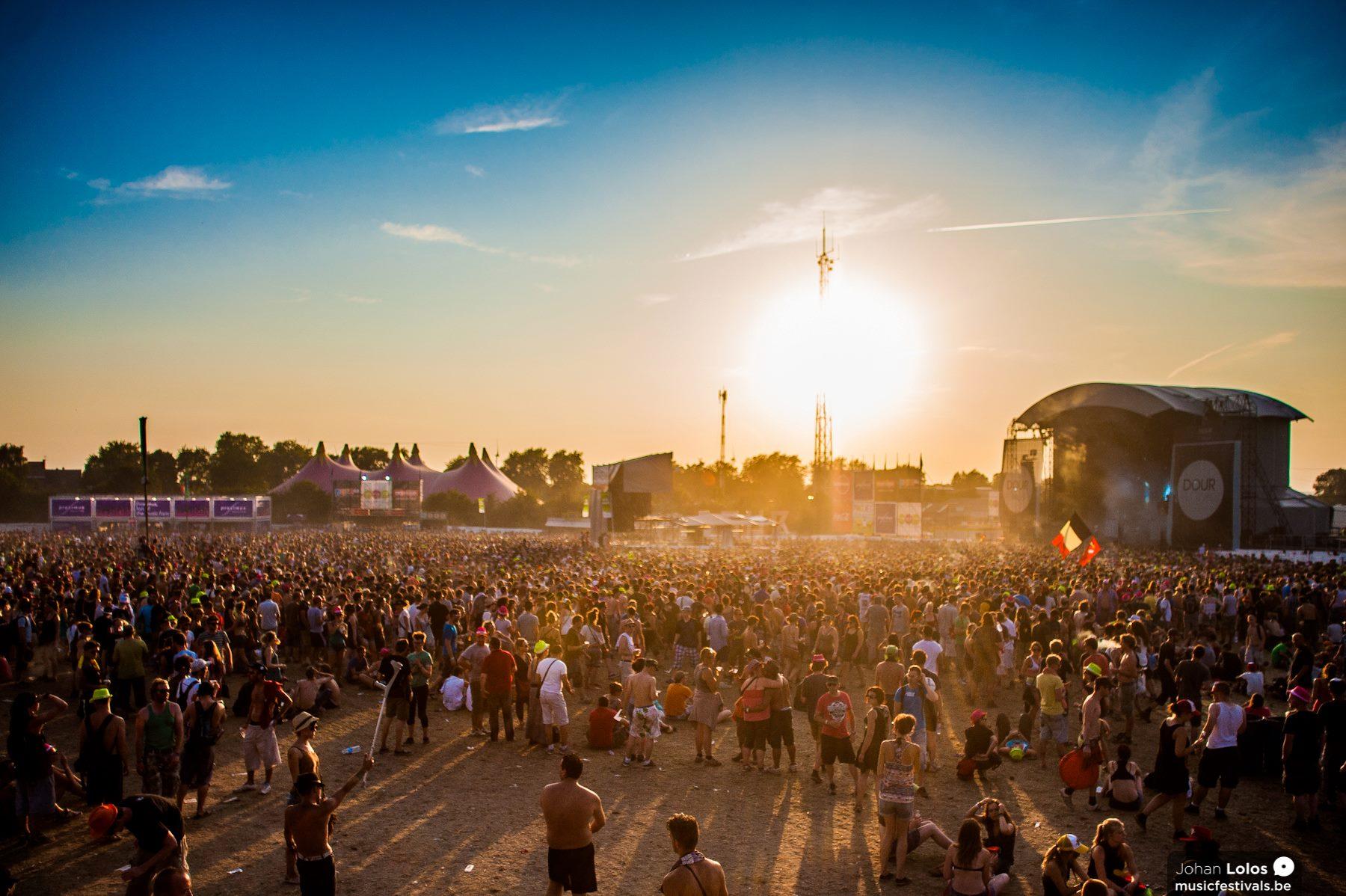 Dour / musicfestival.be / Tous droits réservés