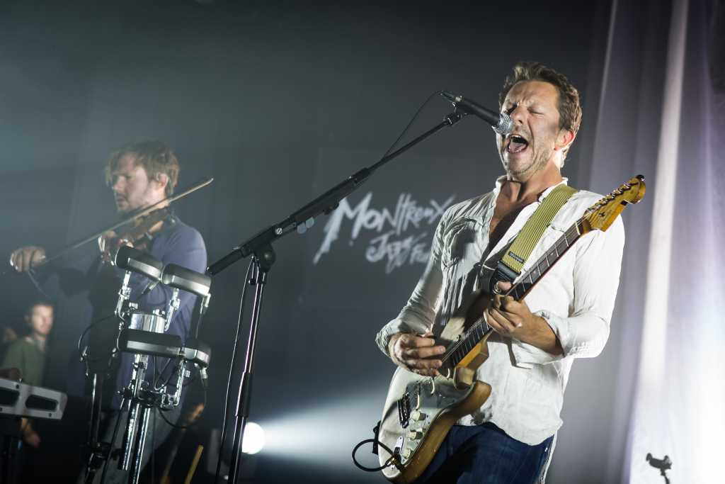 Deus live at the 49th Montreux Jazz Festival, ©Marc Ducrest