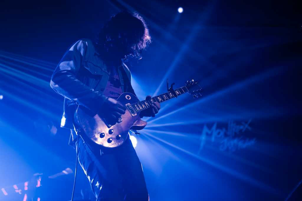 The War On Drugs live at the 49th Montreux Jazz Festival, ©Marc Ducrest