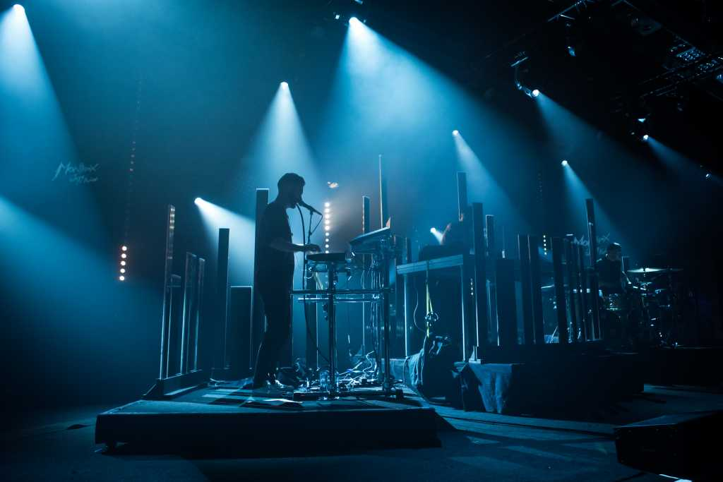 Hudson Mohawke live at the 49th Montreux Jazz Festival, (c) 2015 FFJM-Marc Ducrest