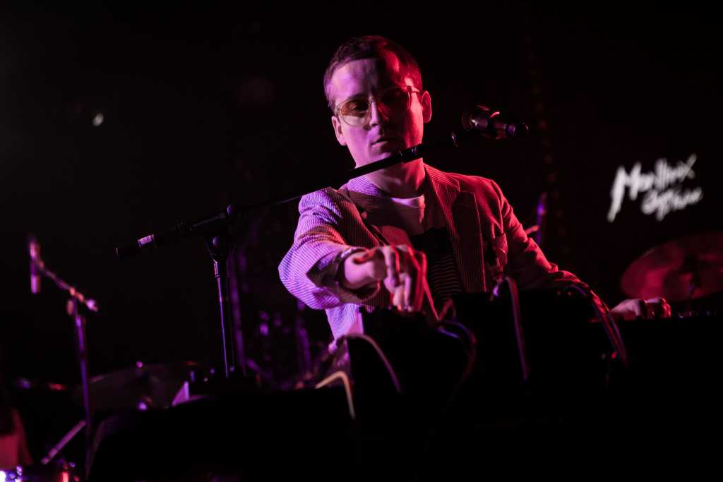 Hot Chip live at the 49th Montreux Jazz Festival, © 2015 FFJM-Marc Ducrest