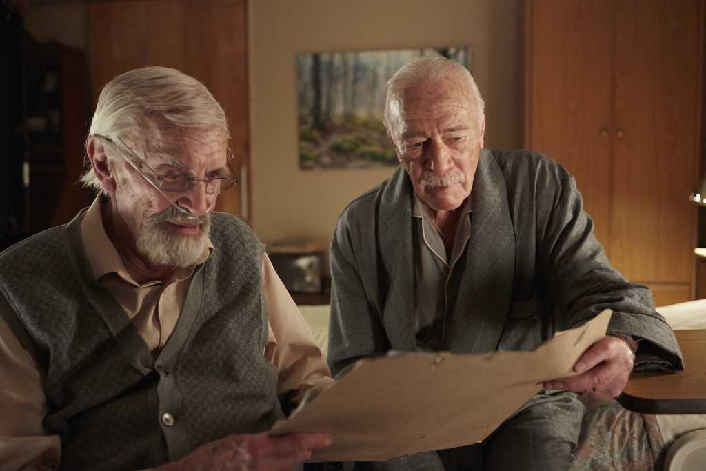 Max (Landau) et Zev (Plummer) - © Asac - Droits réservés