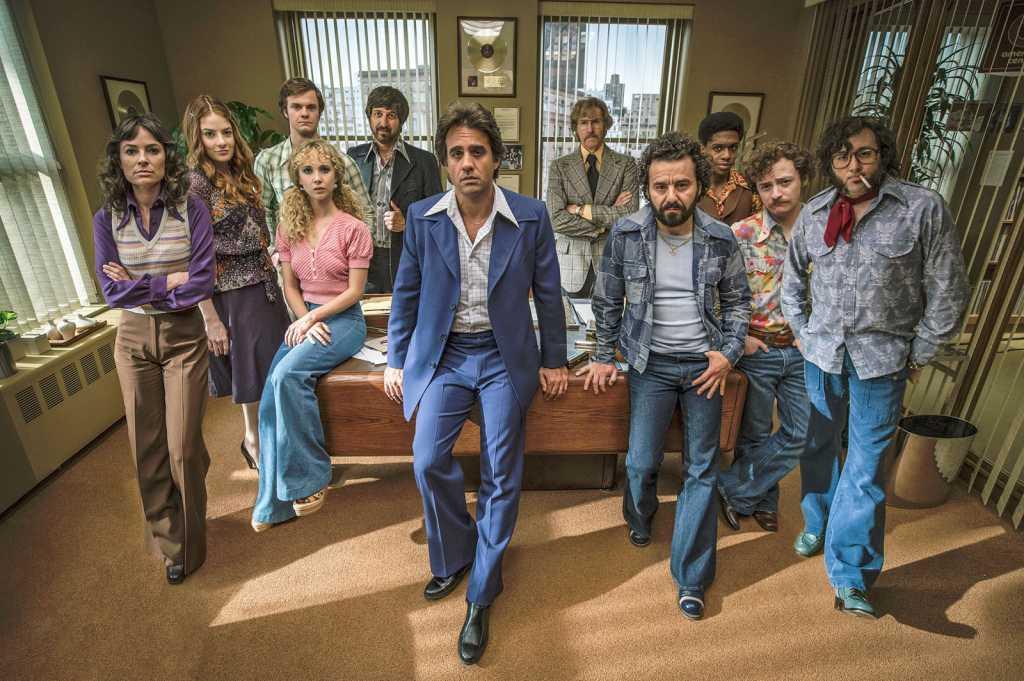 L'équipe au complet - Image droits réservés - © HBO