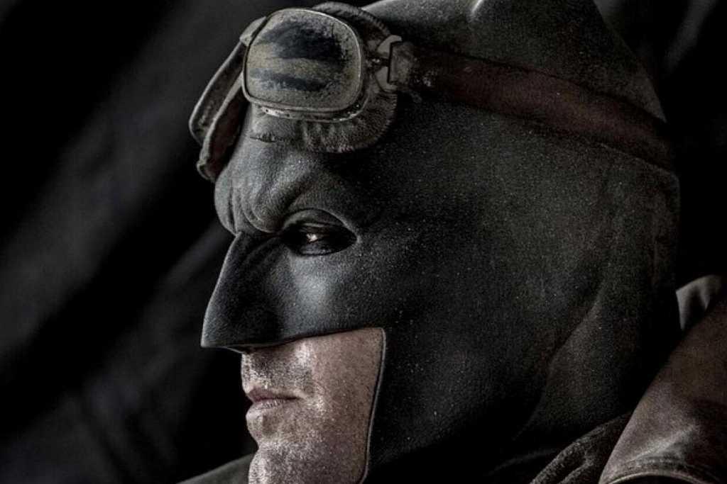 Batman (Ben Affleck) n'est pas là pour rire - Image droits réservés - © Warner Bros