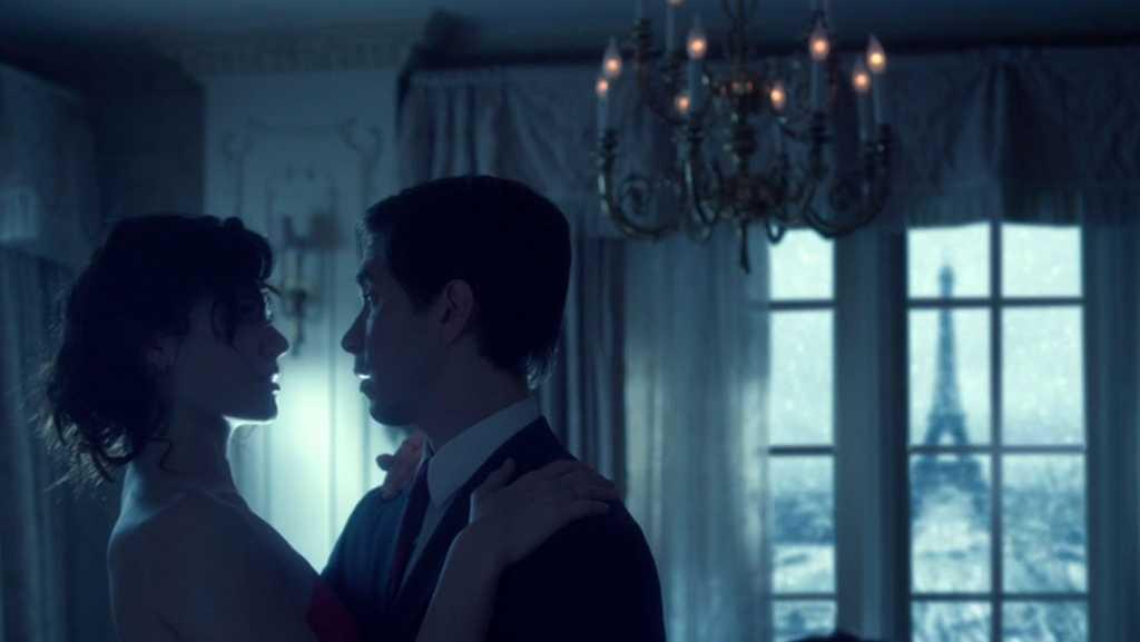 Tumultueuse relation entre Dell (Justin Long) et Kimberly (Emmy Rossum) - Image droits réservés - © IFC FIlms