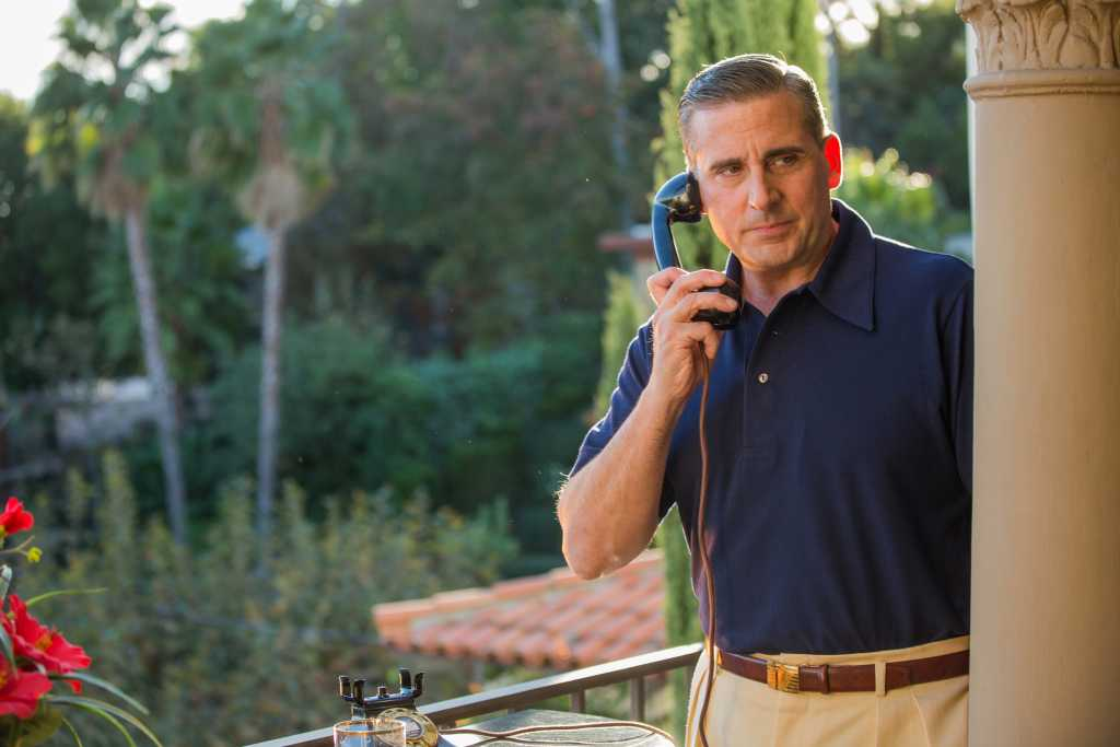L'excellent Steve Carell en Phil Stern - Image droits réservés - © Frenetic Films
