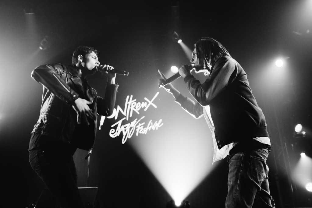 Georgio at the 50th Montreux Jazz Festival, (c)2016 FFJM - Marc Ducrest