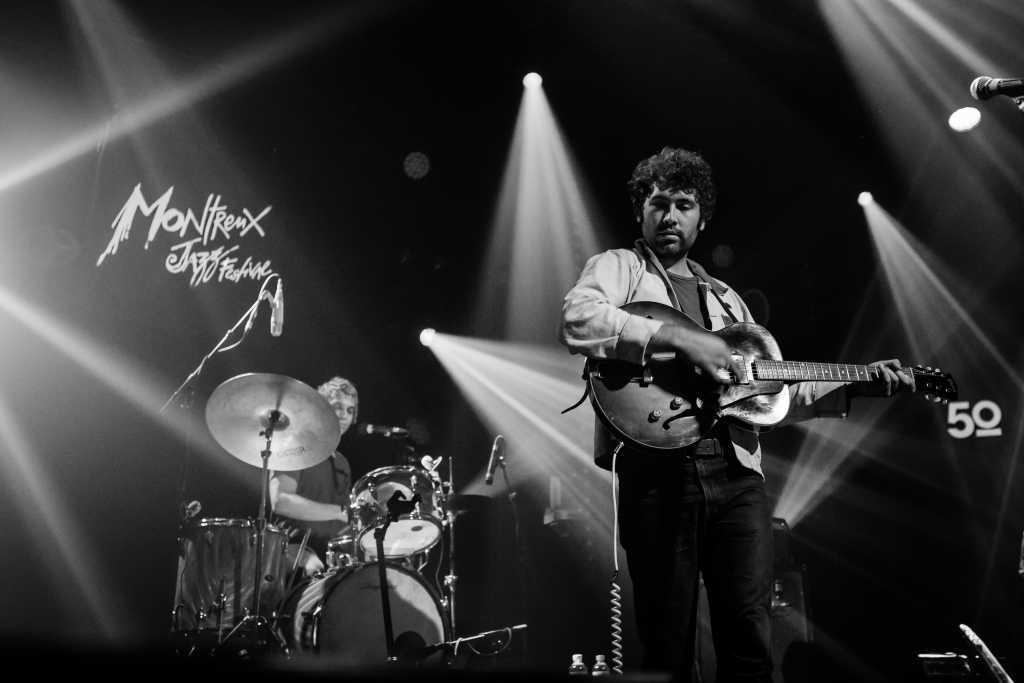 Allah-Las at the 50th Montreux Jazz Festival, (c)2016 FFJM - Marc Ducrest