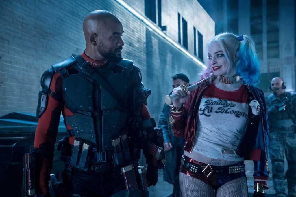 Deadshot (Will Smith) et HArley Quinn (Margot Robbie) - Image droits réservés - © Warner Bros