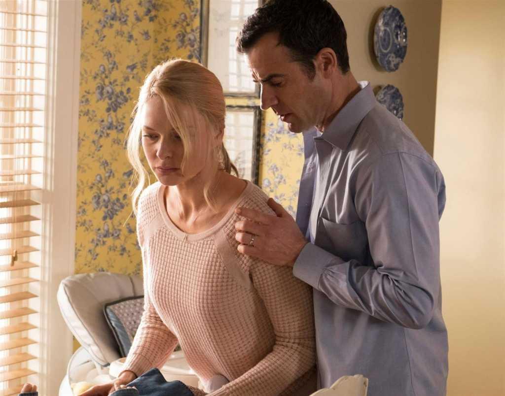 Anna (Rebecca Ferguson) et Tom (Justin Theroux) - Image droits réservés - © Metropolitan FilmExport