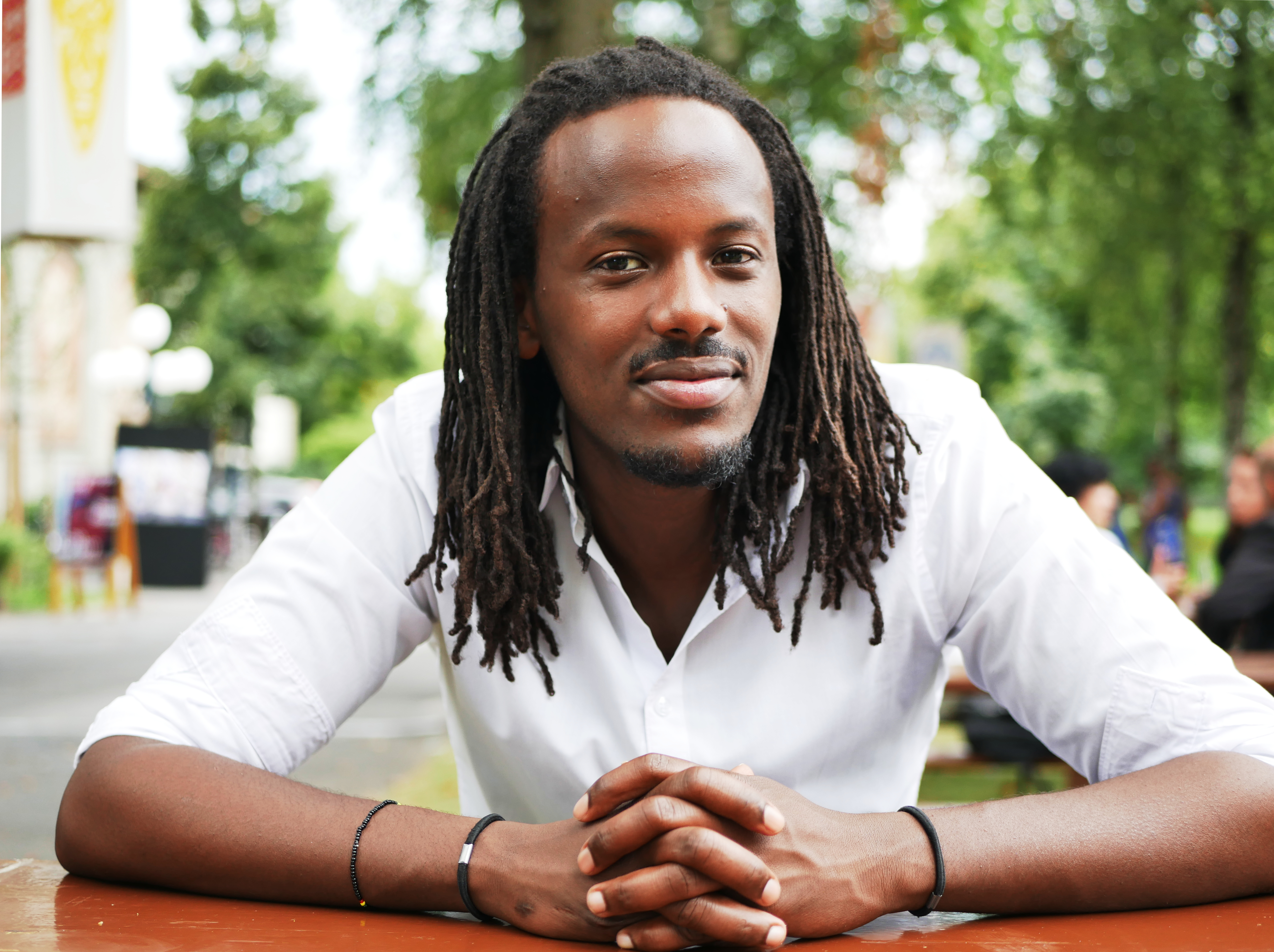 Rencontre avec rwandaise